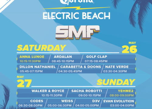 Corona Electric Beach SMF info1