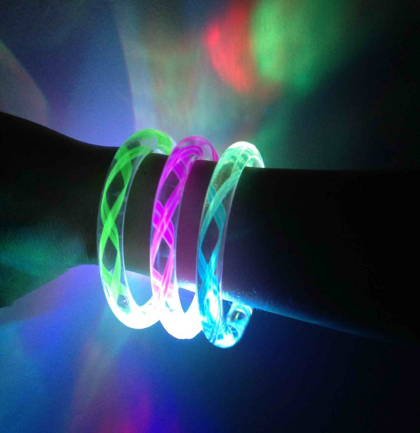 Electronic LED flash Bracelet