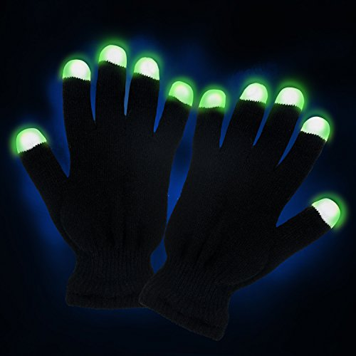 Gloves & Glove Lights