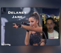 Shaun Frank Recognizes Delaney Jane *Video*