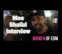 Moe Shalizi talks about Quality vs. Quantity and Recognizes 'Women of EDM'