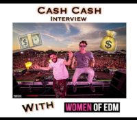 Cash Cash Interview Video