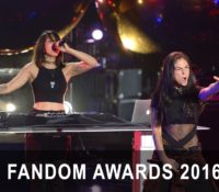 Krewella Performs 'Broken Record' at MTV Fandom Awards 2016