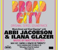 Broad City Meet & Greet in LA