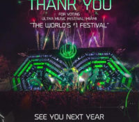 ULTRA Worldwide, The World's Most International Festival Brand, Launches New Website