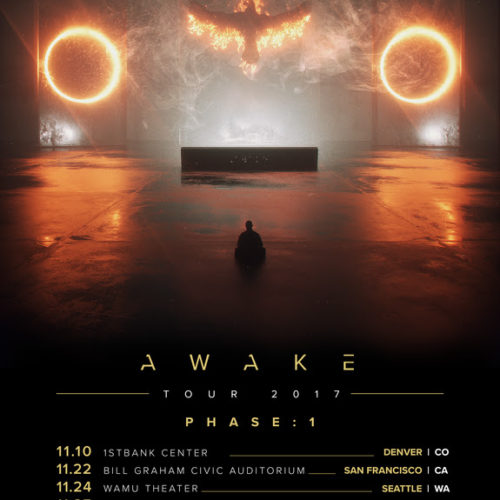 Illenium Awake Tour Dates 2017