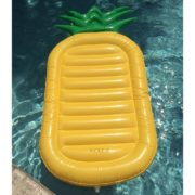 Inflatable Pineapple Pool Float Raft