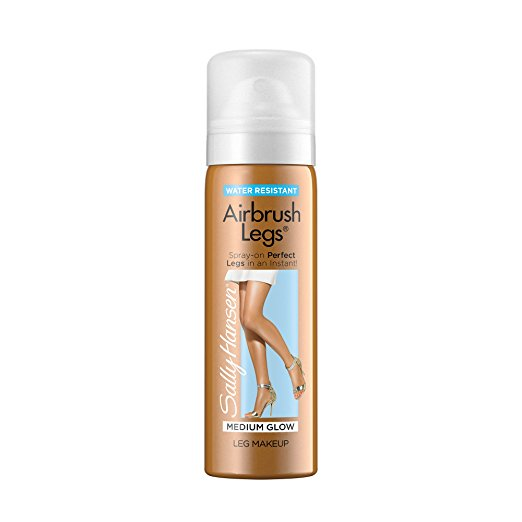 Sally Hansen Airbrush Legs, Leg Makeup, Medium Glow