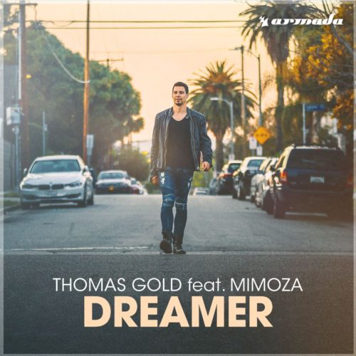 Thomas Gold feat. Mimoza - Dreamer