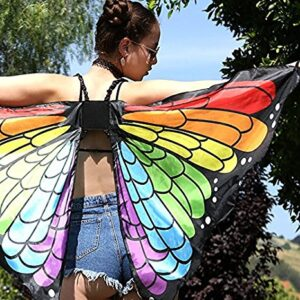 Adult Rainbow Butterfly Wings