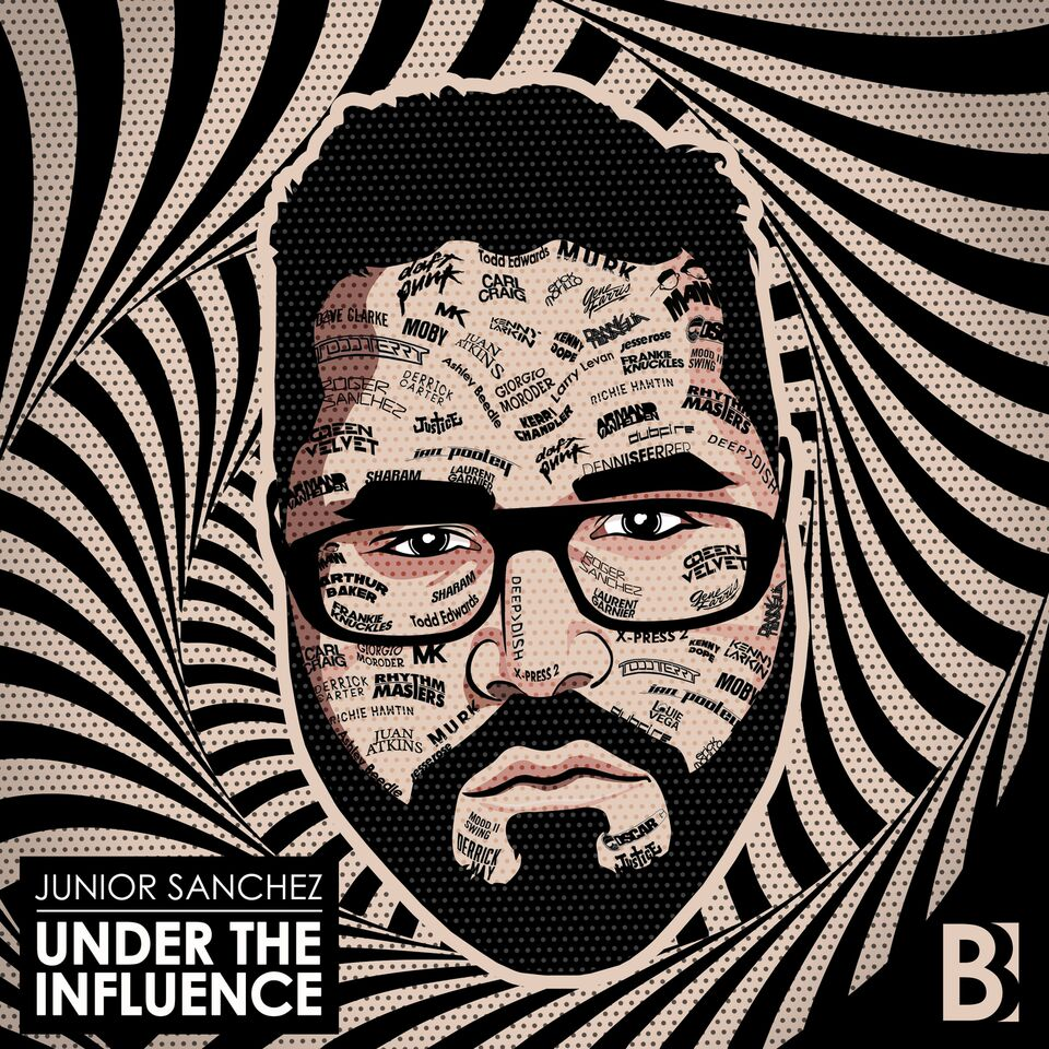 Junior Sanchez pays homage to house music pioneers with 'Under The Influence' tribute album