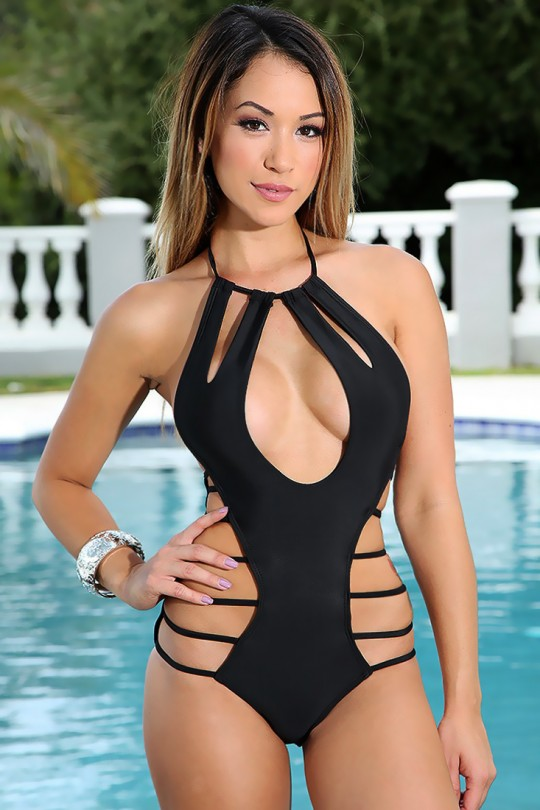 swimsuits piece Sexy one