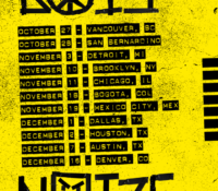 Boys Noize announces a set of new dates for the fall