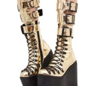 Current Mood Gilded Guardian Boots