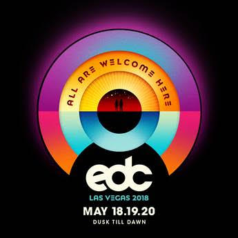 EDC Vegas Dates