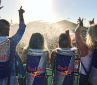 Sunset Music Festival~ Lexi Young Red Bull Edition