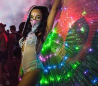 Wings are the Rave Thing