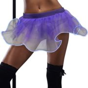 LED Tulle Tutu Light Up Skirt