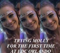 I Took Molly for the First Time Ever, at EDC Orlando