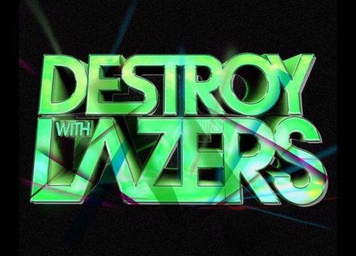 Destroy with Lasers Feature