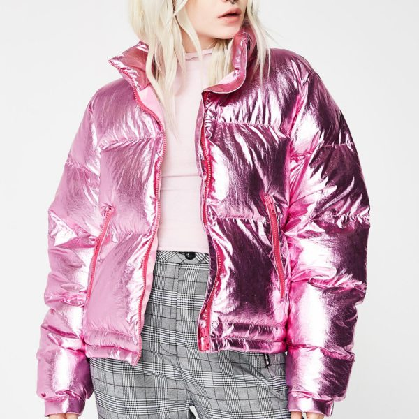 Show And Tell Puffer Jacket