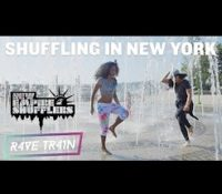 Shuffling In New York with New Empire Shufflers | Rave Train