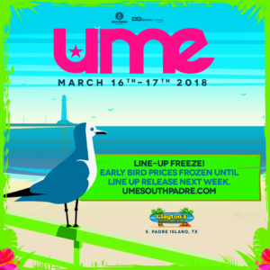 Ultimate Music Experience 2018