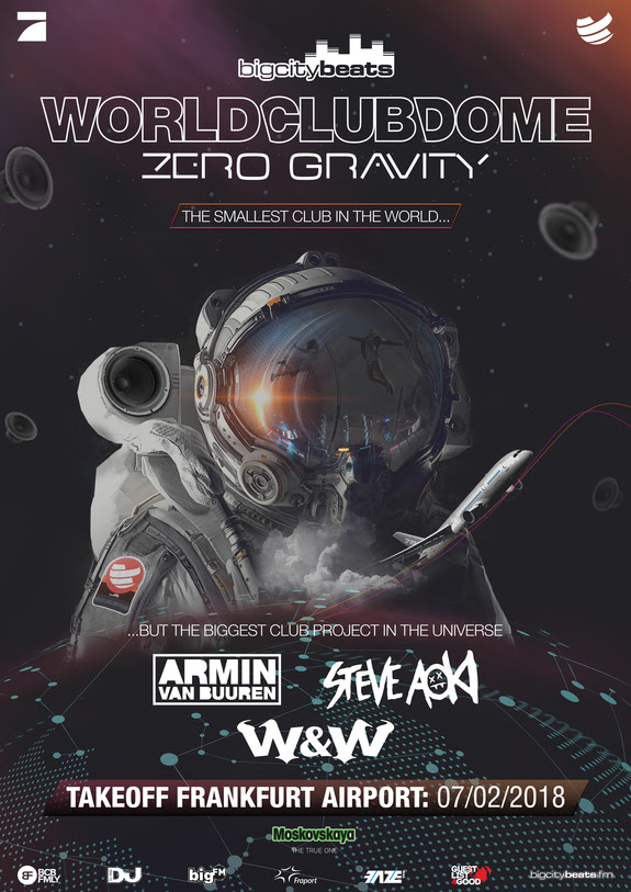 WORLD CLUB DOME Zero Gravity