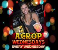 Acrop Wednesday Happy Hour in TAMPA