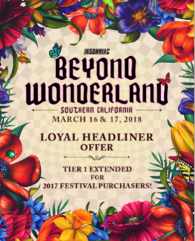 Beyond Wonderland 2018 – Tickets on Sale!