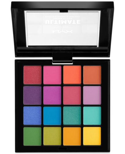 Ultimate Shadow Palette - Brights