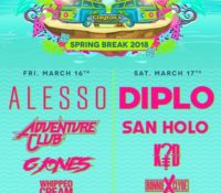 Alesso & Diplo are ready for Spring break, are you?
