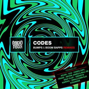 Codes - Bumps & Boom Bapps (Remixes)