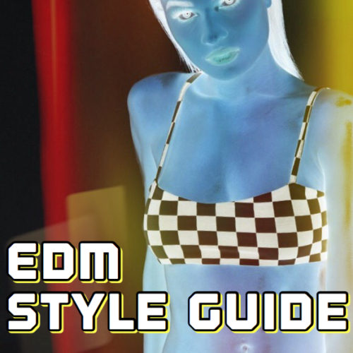 EDM Style Guide by Samantha Hogya