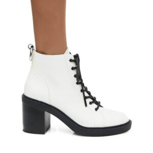 Dolce Vita Lynx Lace-Up Booties