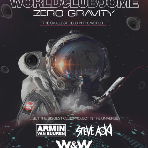World Club Dome Zero Gravity Announces Live Stream