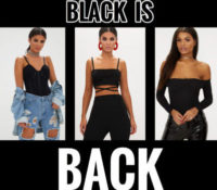 Black is Back ~ EDM Style Guide by Samantha