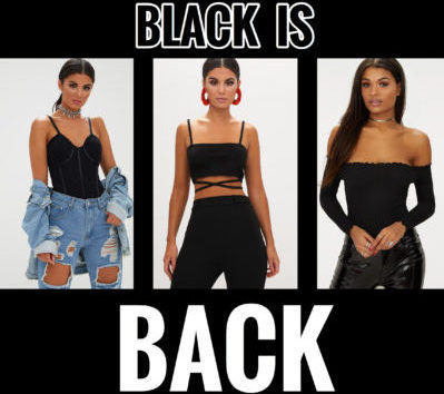 Black is BACK EDM Style Guide by Samantha