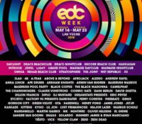 Insomniac Announces First Release of EDC Week Shows Taking Over Las Vegas, May 16 – 23, 2018