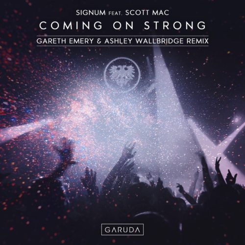 Gareth Emery and Ashley Wallbridge Remix Club Classic 'Coming On Strong'