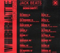 "Jack Beats Release ""Vibrate 2018 Tour Mix,"" Tour 4/19-5/27 w/ Born Dirty"
