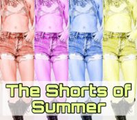 The Shorts of Summer ~ Festival Fashion