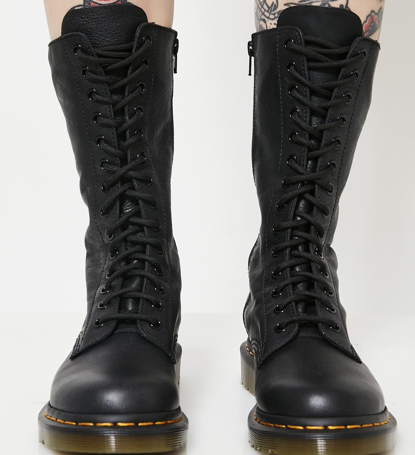 Dr. Martens 14 Eye Boots - Women of Edm 5ccb75c01