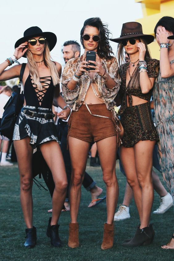 What to Wear to EDC and Coachella Outfit Ideas   Women of Edm