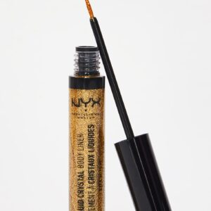 Gold Liquid Crystal Body Liner