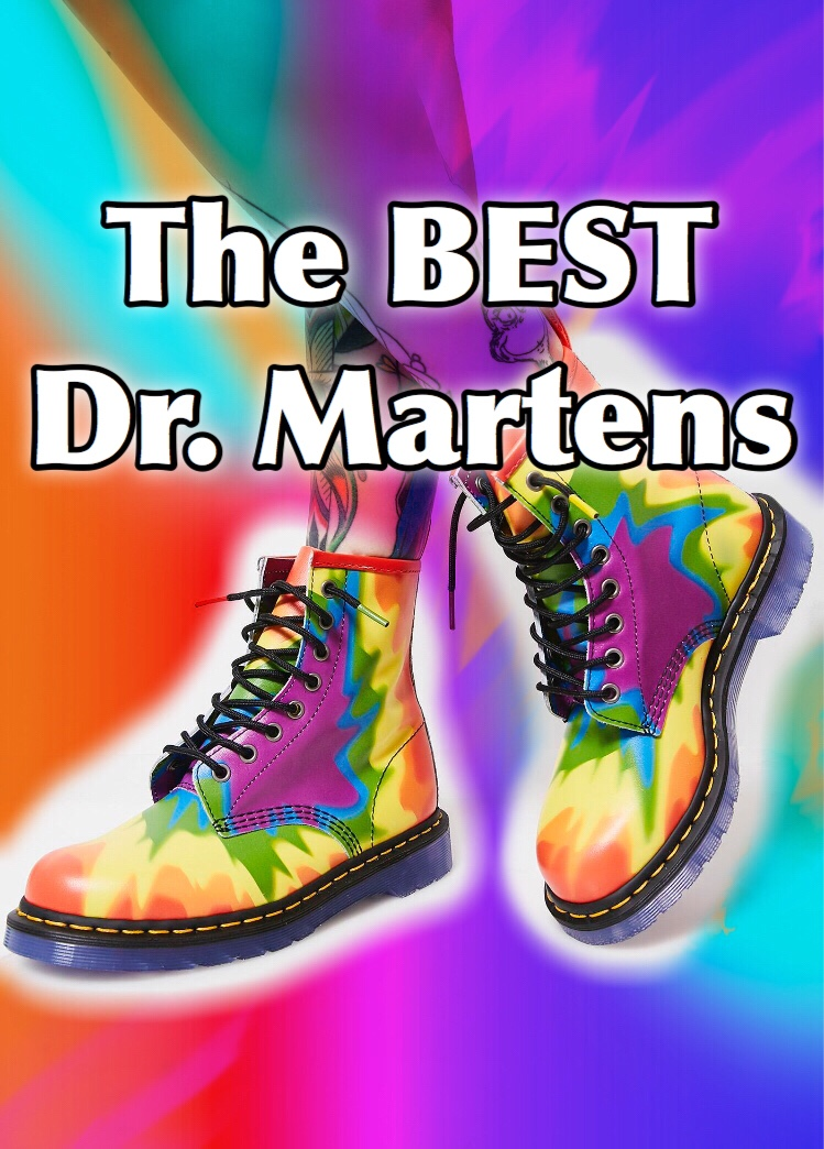Invest in the BEST Dr. Martens