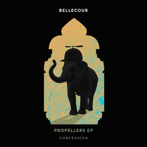 Bellecour - Propellers EP