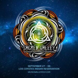 Sacred Valley – Outdoor Psychedelic Gathering