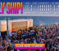 Holy Ship Theme Nights