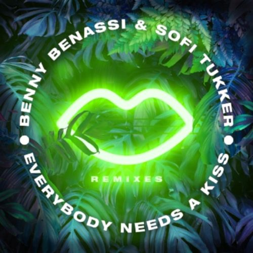 Benny Benassi & Sofi Tukker Release Remix Package For 'Everybody Needs A Kiss'